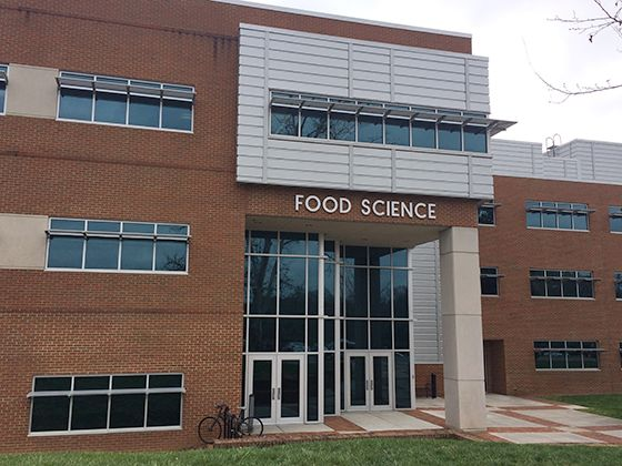 Department Of Food Science Changes Name To Better Reflect Focus
